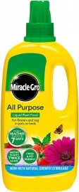 Miracle Grow All Purpose Liquid Feed - 1L