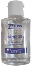 Pocket Sized - Hand Sanitiser Gel (50ml)