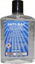 Hand Sanitizer Gel (500ml)