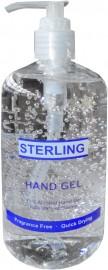 Hand Sanitiser Gel (500ml Pump Bottle)