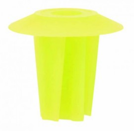 Trim Clips - Lock Nuts -Yellow, Ford