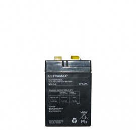 6v 4.0Ah Sealed Lead Acid Battery