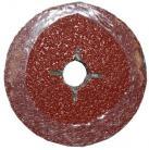 Fibre Sanding Discs 125mm (24 Grit) 25 pk