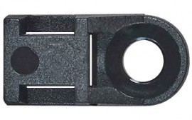 Cable Tie Eyelet (Black only)