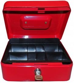 Lockable Cash Box (2 Keys)