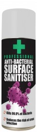 Anti Bacterial Surface Sanitizer (400ml)