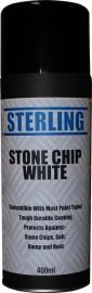 Stone Chip - White