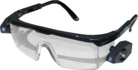 Safety Glasses with LED Lights