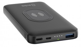 Portable Wireless Power Bank with Fast Charging